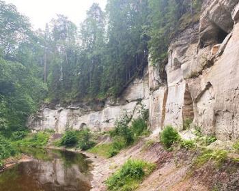 Большой Лужский каньон