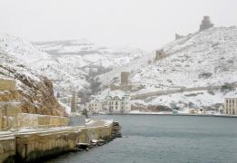 Крымские каникулы в Балаклаве