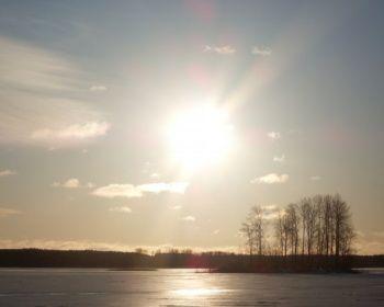 Сюрпризы Вуоксы, зимняя версия