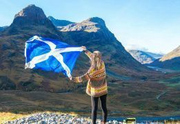 Храбрая Шотландия (разведка)