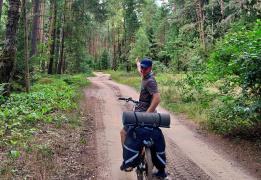 Велопоход - Из Покрова в Куровское