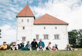 Велопоход по Эстонии к Таллину