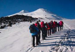 Восхождение на Эльбрус 10 дней (ночёвки в альп. приюте)