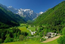Прогулочный комфорт-тур в Словении (разведка )
