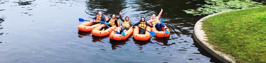 Туры по Ленобласти со сплавами на пакрафтах