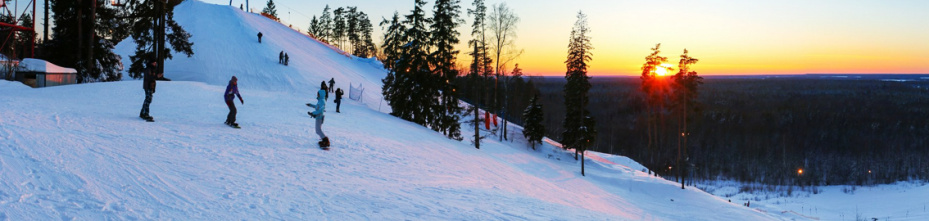 Туры на Байкал с горными лыжами и сноубордами