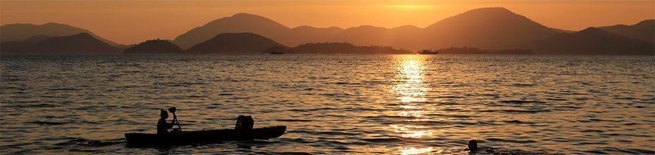 Маршруты морских походов на байдарках в Турции