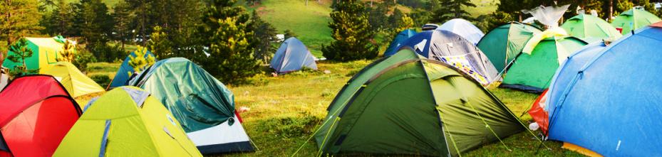 Походы с палатками по Хорватии